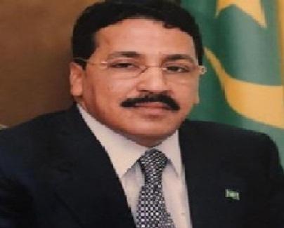 محمد محمود ولد داهي