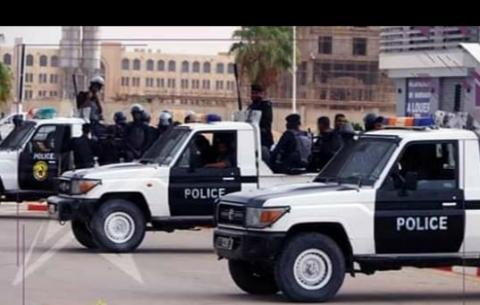 سيارات تابعة للشرطة الوطنية- المصدر (انترنت)