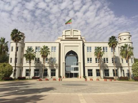 القصر الرئاسي بنواكشوط- المصدر (انترنت)