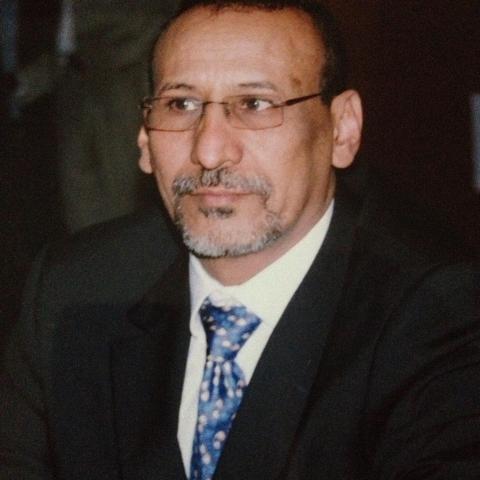 رئيس لجنة رقابة الصفقات محمد آبه ولد الجيلاني (ارشيف - انترنت)