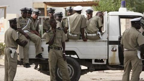 فريق من الشرطة الوطنية (ارشيف - انترنت)
