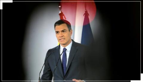 الوزير الأول الإسباني بيدرو سانتشيث ـ (المصدر: الإنترنت)