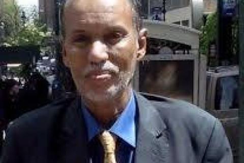 رئيس اتحاد الأدباء والكتاب الموريتانيين محمد ولد احظانا