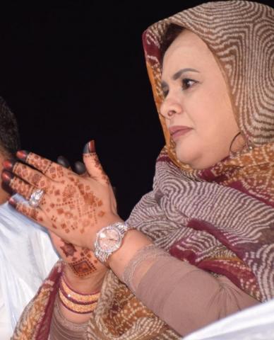 مريم بنت أحمد الملقبة تكبر - (المصدر:انترنت)