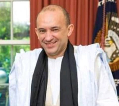 السفير الموريتاني محمدن ولد داداه- المصدر (انترنت)
