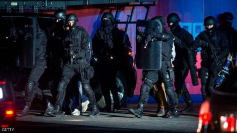 العملية تمت في إطار التصدي للتهديدات الإرهابية