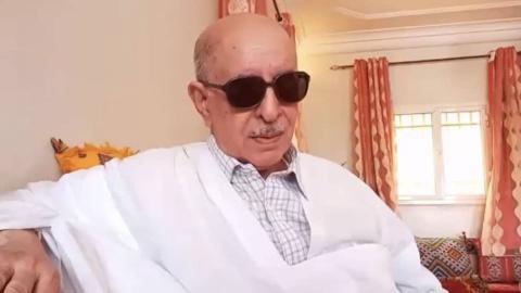 الراحل محمد يحظيه ولد ابريد الليل ـ (المصدر: الإنترنت)