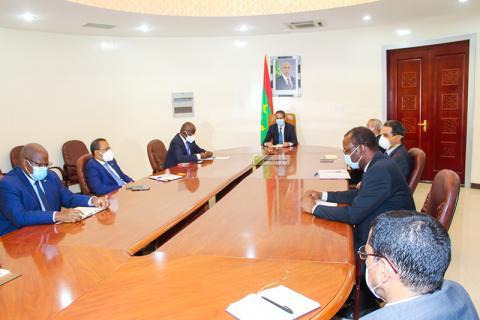 اجتماع اللجنة بعيد منتصف الشهر الماضي (ارشيف - و م أ)