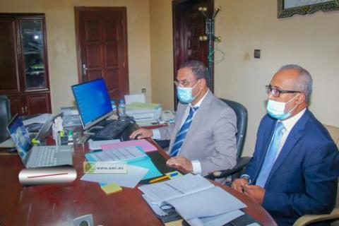 موريتانيا تترأس اجتماع المجلس التنفيذي للمفتشيات العامة بأفريقيا ـ (المصدر: وما)