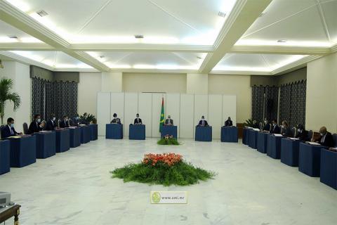 اجتماع الحكومة صباح اليوم (و م أ)