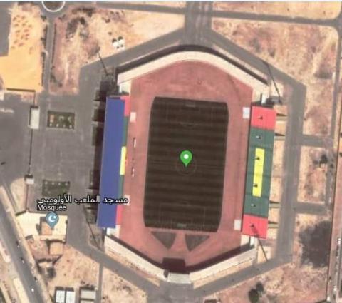 المركب الأولمبي بالعاصمة نواكشوط - (المصدر:انترنت)