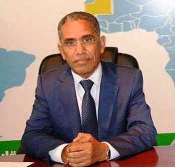 مدير المدرسة د. إزيد بيه ولد محمد محمود (ارشيف - انترنت)
