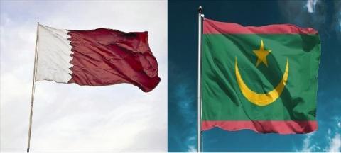 علما موريتانيا وقطر (المصدر: الانترنت)