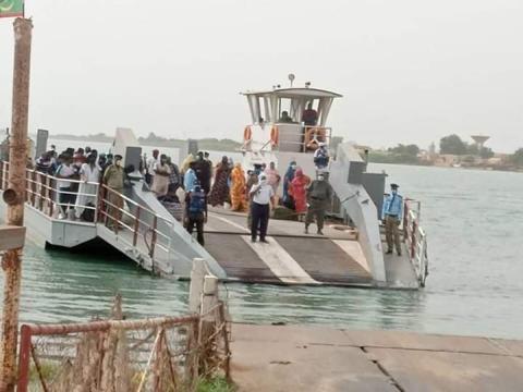 وصول عشرات من العالقيين بالسنغال إلى أراضي الوطن