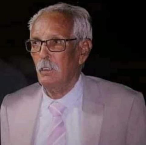 """الراحل محمد ولد السالك """"باي باخ"""""""