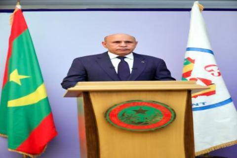 الرئيس محمد ولد الشيخ الغزواني - (و.م.ا)