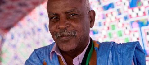 الكاتب أمبارك ولد بيروك