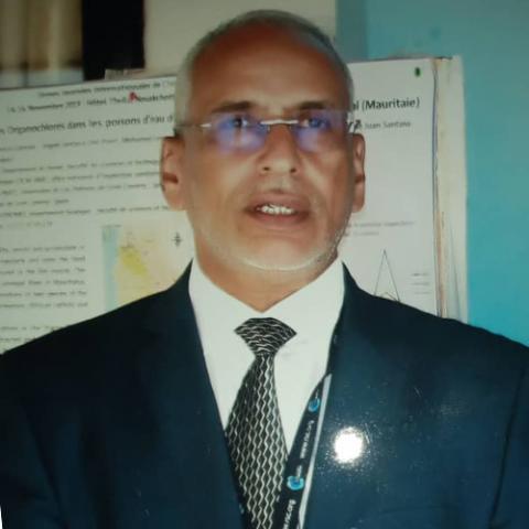 محمد الأمين شامخ
