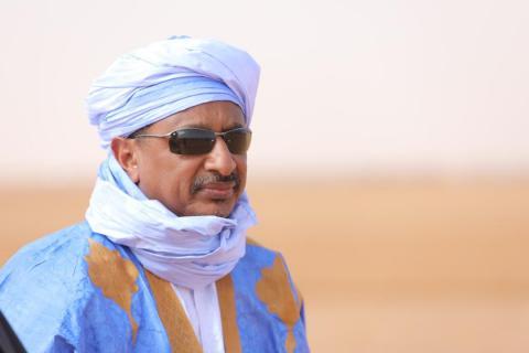 الوزير السابق با عثمان