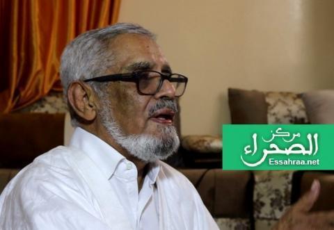 السياسي الراحل محمد المصطفى ولد بدر الدين ـ (أرشيف الصحراء)