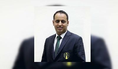 رئيس الاتحادية الموريتانية لكرة القدم أحمد ولد يحي