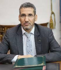 وزير المالية محمد الأمين ولد الذهبي ـ (المصدر: الإنترنت)