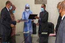 اتفاقية بين وزارتي الشؤون الاجتماعية والصحة -المصدر (الانترنت)
