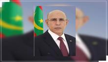 الرئيس محمد ولد الشيخ الغزواني (أرشيف)