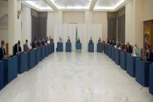 اجتماع مجلس الوزراء - (المصدر: أرشيف و.م.ا)