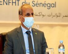 وزير التهذيب الوطني محمد عينينه ولد أييه (ارشيف - الصحراء)
