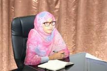 وزيرة البيئة مريم بكاي (انترنت)