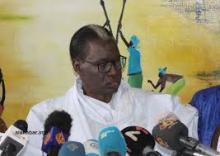 """مرشح تحالف """" العيش امشترك"""" للرئاسيات الأخيرة كان حاميدو بابا (انترنت)"""
