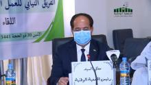 نائب رئيس الجمعية الوطنية، حمادي ولد اميمو (صفحة البرلمان)