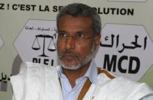 """رئيس حزب """"حاتم"""" صالح ولد حننا"""