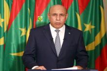 الرئيس محمد ولد الشيخ الغزواني (ارشيف - انترنت)