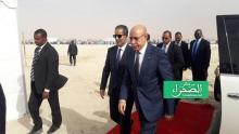 الرئيس محمد ولد الشيخ الغزواني - (المصدر:الصحراء)
