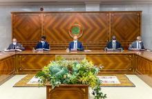 مجلس الوزراء- المصدر (الوكالة الموريتانية للأنباء)