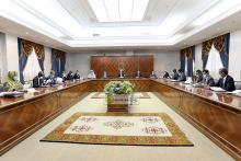 اجتماع مجلس الوزراء (أرشيف)