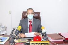 وكيل الجمهورية في نواكشوط الغربية أحمد عبد الله المصطف- انترنت