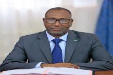 وزير الصحة سيدي ولد الزحاف- المصدر (انترنت)