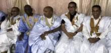 رئيس البرلمان ونواب من الأغلبية والمعارضة (المصدر: موريتانيا اليوم)