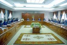 اجتماع مجلس الوزراء - ( المصدر: وما)