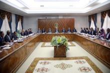 اجتماع مجلس الوزراء ارشيف (المصدر: وما)