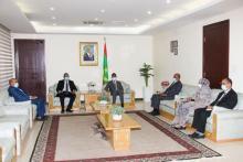 محادثات بين موريتانيا ولجنة مكافحة الجفاف في الساحل ـ (المصدر: وما)