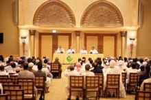 الرئيس غزواني يلتقي ممثلي الجالية بالإمارات (المصدر: وما)