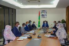 اجتماع اللجنة الوزارية، زوال اليوم -المصدر (وما)