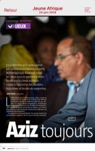 Jeune Afrique تنشر ملفا جديدا عن موريتانيا (صور)