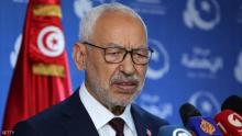 رئيس مجلس النواب ورئيس حركة النهضة راشد الغنوشي