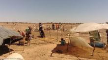 فر آلاف اللاجئين من بوركينافاسو صوب قرى شمالي مالي