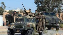 أرشيفية لأفراد من الجيش التونسي